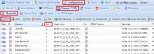 ConfigurationChannelChannels